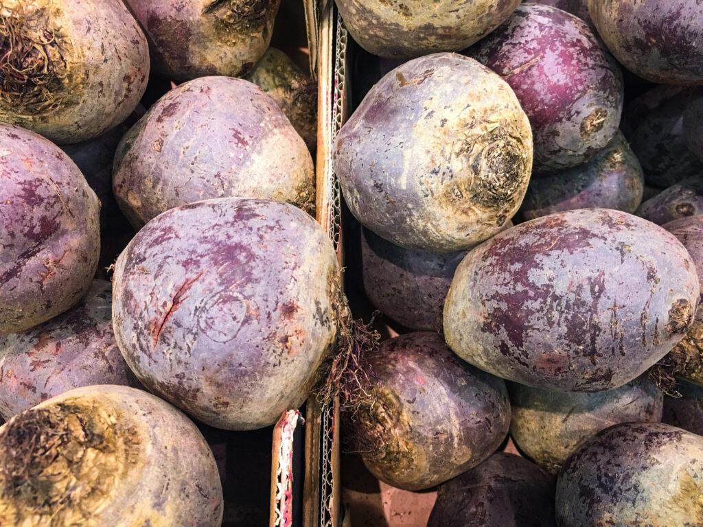 neeps turnips or swedes? haggis box